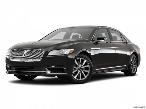 Lincoln Canada: Lincoln Continental Select