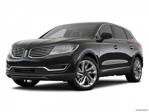 Lincoln Canada: MKX Select 101A