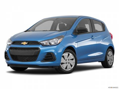 Chevrolet Canada: 2018 Chevrolet Spark LS