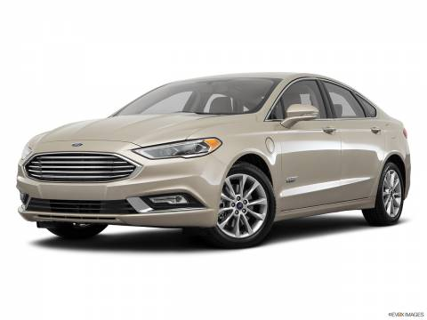 Ford Canada: Fusion Electric SE
