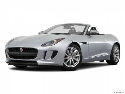 Jaguar Canada: F-Type Convertible
