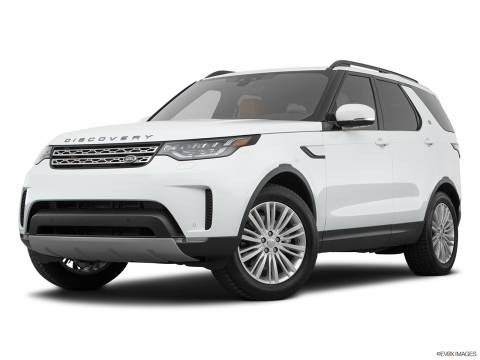 Land Rover Canada: Discovery
