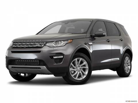 Land Rover Canada: Discovery Sport