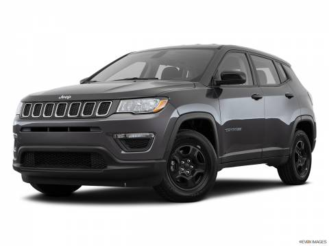Jeep Canada: Jeep Compass Sport Automatic
