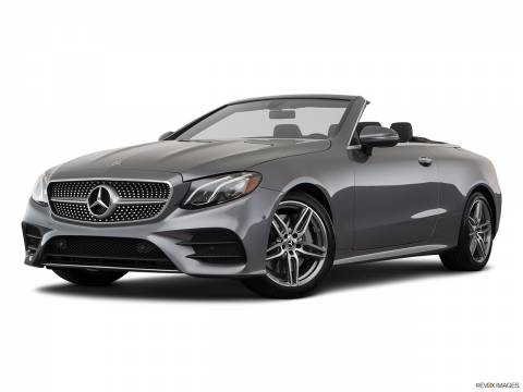 2018 Mercedes-Benz E 400 4MATIC Cabriolet