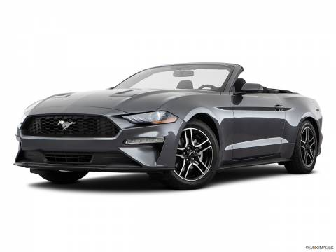 Ford Canada: Ford Mustang Convertible V6 Fastback