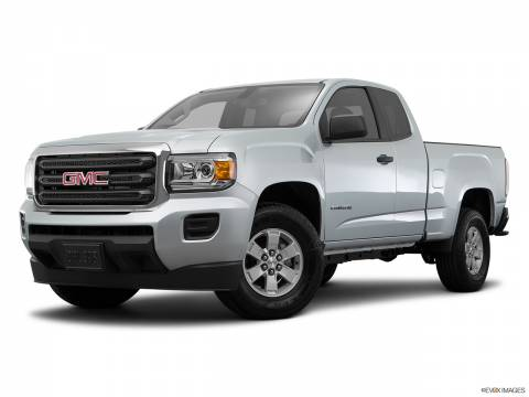 GMC Canada: GMC Canyon Extended Cab