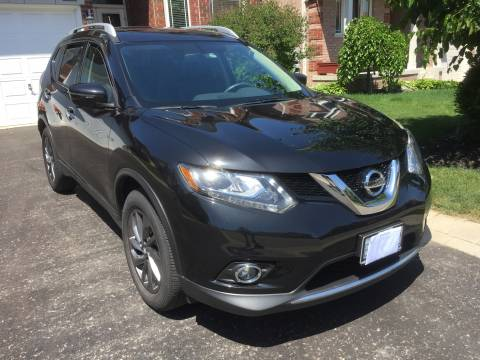 Nissan Lease Takeover In Toronto On 2016 Nissan Rogue