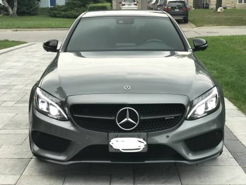 Mercedes Benz Lease Takeover In Toronto On 2018 Mercedes