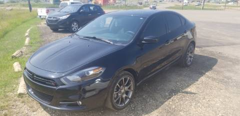 Dodge Dart Lease >> Lease Takeover In Girouxville Ab 2013 Dodge Dart Sxt Automatic 2wd Id 3709