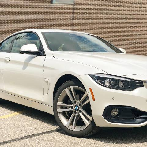 Bmw Lease Takeover In Toronto On 2018 Bmw 430 Automatic