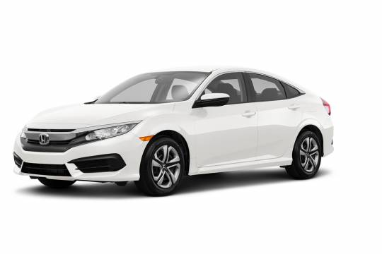 Honda Civic Lease Takeover Montreal