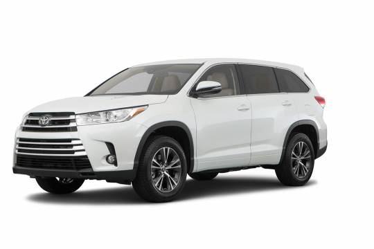 Lease Takeover in Saint Constant, QC: 2017 Toyota Highlander SE Automatic AWD