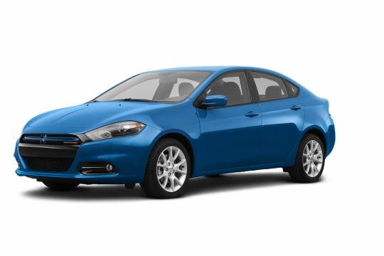 Lease Takeover in Edmonton, AB: 2013 Dodge Dart Rallye Automatic AWD