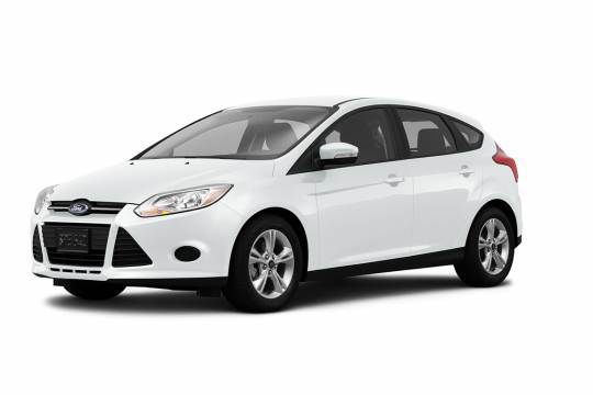 Lease Takeover in Burlington, ON: 2014 Ford Focus SE Hatchback Automatic 2WD ID:#3765