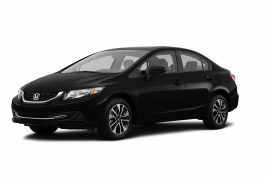 Lease Takeover in Oliver, BC: 2015 Honda Civic Berline Manual 2WD ID:#3643