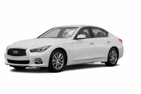 Lease Takeover in Bolton, ON: 2015 Infiniti Q50 Automatic AWD ID:#3721