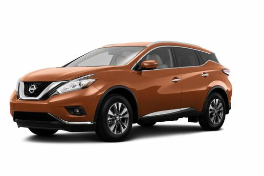 Lease Takeover in Toronto, ON: 2015 Nissan Murano SV CVT AWD