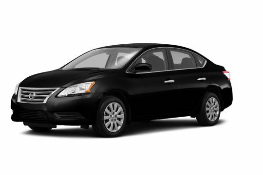 Lease Takeover in Laval, QC: 2015 Nissan Sentra CVT 2WD