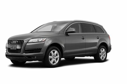 Lease Takeover in Montreal, QC: 2016 Audi Q7 Progessiv Automatic AWD ID:#3982