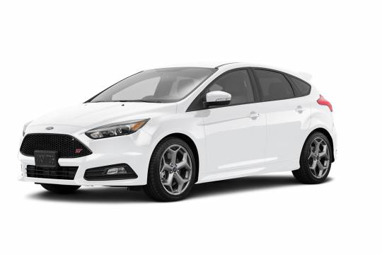 Lease Takeover in Montreal QC: 2016 Ford Focus ST Manual 2WD