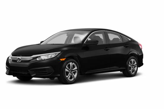 Lease Takeover in Halifax, NS: 2016 Honda Civic LX Automatic 2WD ID:#3680