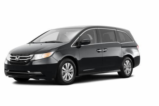 Lease Takeover in Oakville, ON : 2016 Honda Odyssey EX-RES Automatic 2WD