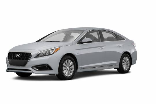 Lease Takeover in Montreal, QC: 2016 Hyundai Sonata Hybrid Automatic 2WD ID:#3626