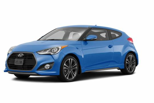 Lease Takeover in Toronto, ON: 2016 Hyundai Veloster Turbo Rally Edition Manual 2WD ID:#3876