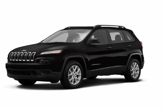 Lease Takeover in Stouffville, ON: 2016 Jeep Cherokee Limited Edition Automatic AWD ID:#3997
