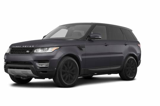 Lease Takeover in Montreal, QC: 2016 Land Rover Range Rover Sport V6 HST LE Automatic AWD