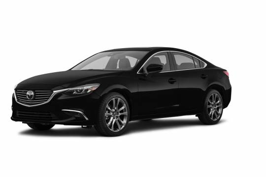 Lease Takeover in Surrey, BC: 2017 Mazda Mazda6 GT Automatic AWD