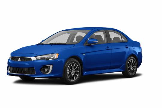 Lease Takeover in Edmonton, AB: 2016 Mitsubishi Lancer Automatic 2WD