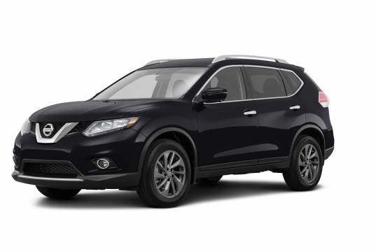 Lease Takeover in Aurora, ON: 2016 Nissan Rogue AWD SL With Premium Package Automatic