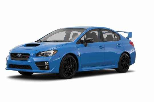 Lease Takeover in Montréal, QC: 2016 Subaru WRX STI Hikari Edition Manual AWD ID:#4117