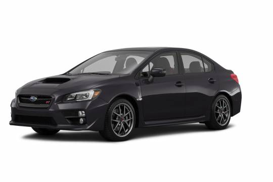 Lease Takeover in Saint-Hubert, QC: 2016 Subaru WRX STI Manual AWD ID:#3702