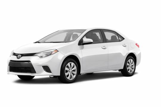 Lease Takeover in Toronto, ON: 2016 Toyota Corolla LE CVT 2WD