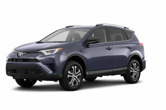 Lease Takeover in Montreal, QC: 2016 Toyota RAV4 LX CVT AWD ID:#4091