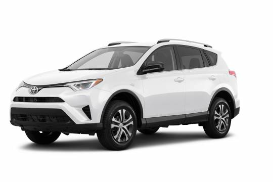Lease Takeover in Woodbridge: 2016 Toyota RAV4 Automatic 2WD
