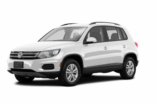 Lease a 2018 Volkswagen Tiguan Trendline Automatic AWD in Canada | LeaseCosts Canada