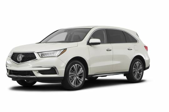 Lease Takeover in Toronto, ON: 2017 Acura MDX Elite 6 passanger Automatic AWD