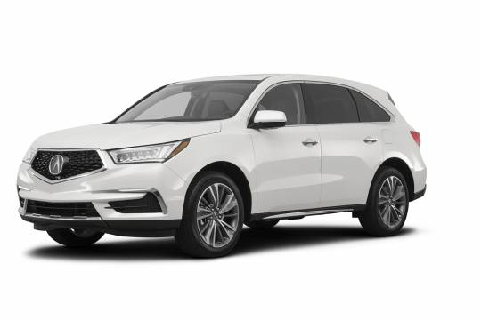 Lease Takeover in WATERDOWN ONTARIO: 2017 Acura MDX NAVI Automatic AWD ID:#3888
