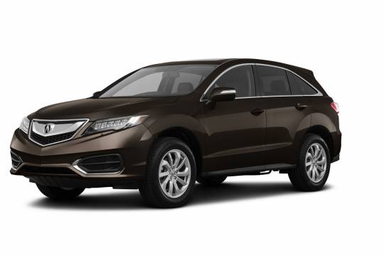 Lease Takeover in Montreal, QC: 2017 Acura RDX Tech Package Automatic AWD ID:#4003