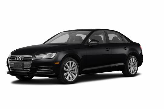 Lease Takeover in St.John's, NL: 2017 Audi A4 Komfort Automatic AWD ID:#3704
