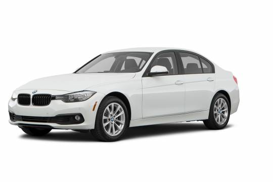 Lease Takeover in Edmonton: 2017 BMW 320i XDrive Automatic AWD