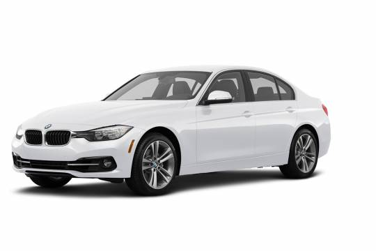 Lease Takeover in Edmonton, AB: 2017 BMW 330i Automatic AWD ID:#3718