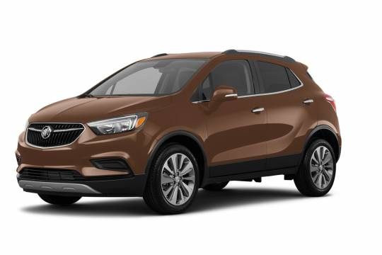 Lease Takeover in Whitby, ON: 2017 Buick Encore Preferred II Automatic 2WD ID:#3570