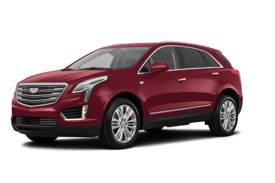 Lease Takeover in Richmond Hill: 2017 Cadillac XT5 AWD 4DR Luxury Automatic AWD