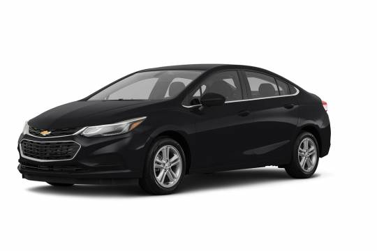 Lease Takeover in Calgary, AB: 2017 Chevrolet Cruze LT 1.6L Diesel Automatic 2WD ID:#3581