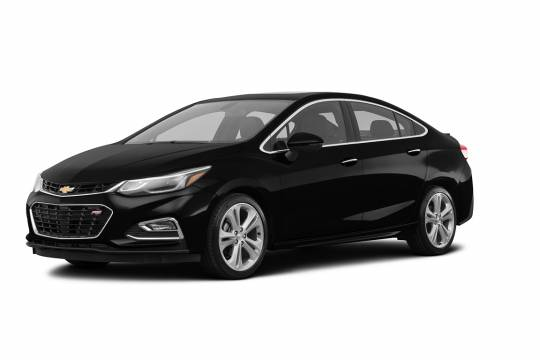 Lease Takeover in Hamilton, on: 2017 Chevrolet Cruze Premier Automatic 2WD
